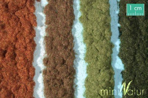 miniNatur Moos-Flock Set - 4 Farben - 60g - H0 (1:87) - (001-29)