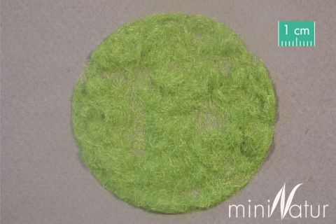 miniNatur Gras-Flock 2mm - Frühling - 50g - H0 (1:87) - (002-21)