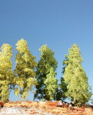 Silhouette Filigranbüsche - Frühling - H0 (1:87) - (200-11S)