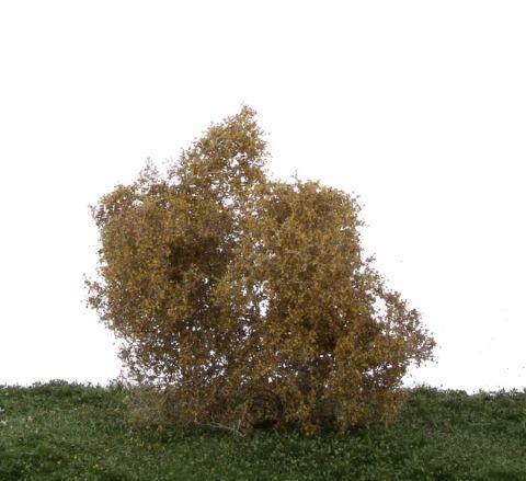 Silhouette Filigranbüsche Birke - Spätherbst - TT (1:120) / H0 (1:87)  - (201-14)