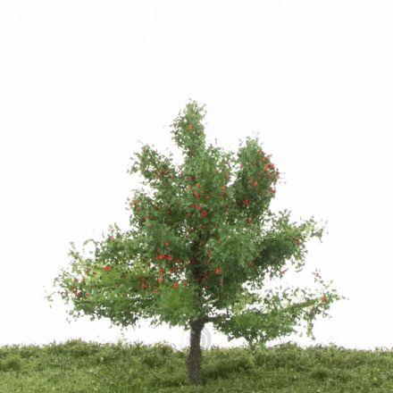 Silhouette Apfelbaum - Sommer - 1 (ca. 12-16cm) - H0 (1:87) - (226-42)