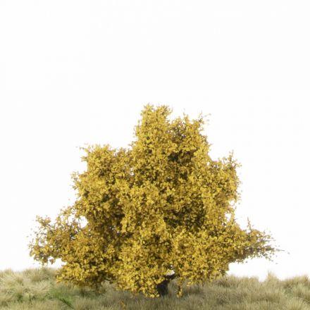 Silhouette Apfelbaum - Spätherbst - 1 (ca. 12-16cm) - H0 (1:87) - (226-44)