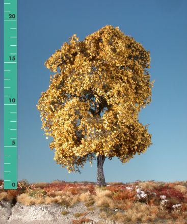 Silhouette Ahorn - Spätherbst (gelb) - 3 (ca. 22-29cm) - H0 (1:87) - (230-34)