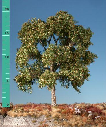 Silhouette Platane - Frühherbst - 2 (ca. 15-20cm) - H0 (1:87) - (233-23)