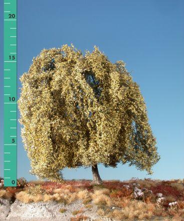 Silhouette Trauerweide - Spätherbst - 1 (ca. 10-13cm) - H0 (1:87) - (240-14)