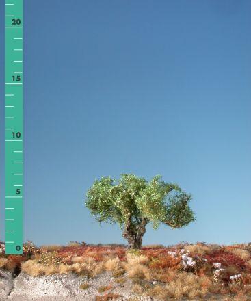 Silhouette Kopfweide - Sommer - 0 (< ca. 8cm) - H0 (1:87) - (241-02)