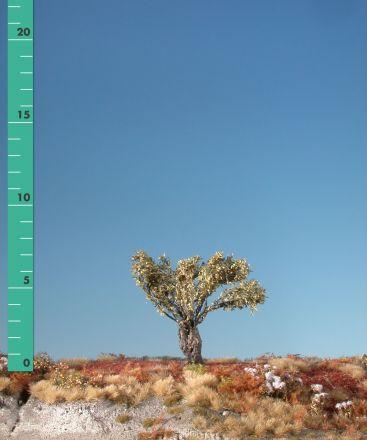 Silhouette Kopfweide - Spätherbst - 0 (< ca. 8cm) - H0 (1:87) - (241-04)