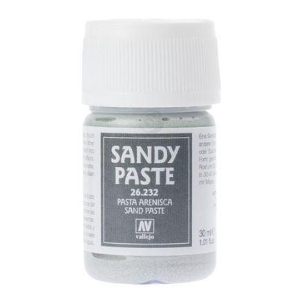 Vallejo Texture Paste - Sandy Paste - 35 ml - (26.232)