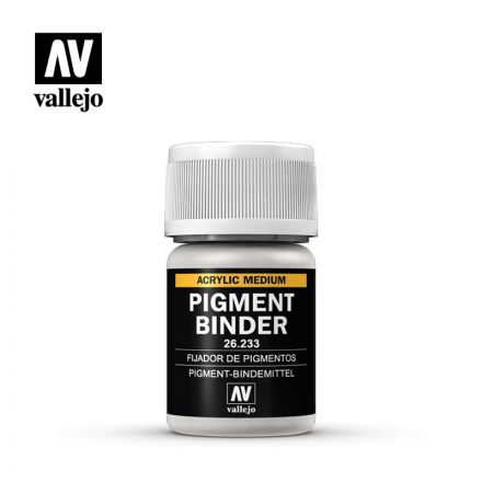 Vallejo Pigment Binder - 30 ml - (26.233)