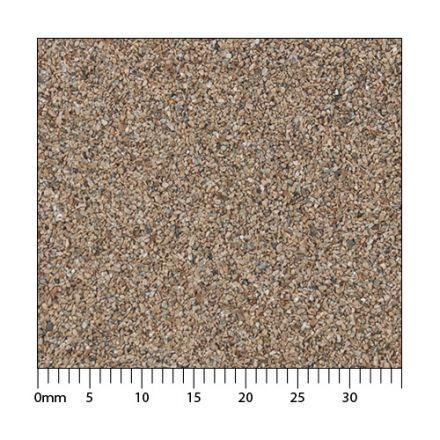 Minitec Kleinschlag - Rostbraun H0 (1:87) - Exakt maßstäbliche Körnung der Klasse II - 200 ml - H0 (1:87) - (51-1121-04)