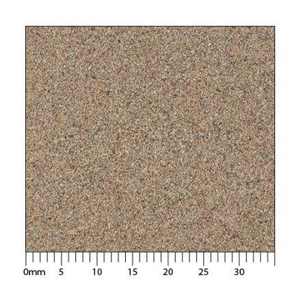 Minitec Schaufelsplitt - Rostbraun H0 (1:87) - Exakt maßstäbliche Körnung der Klasse III - 200 ml - H0 (1:87) - (51-1221-04)