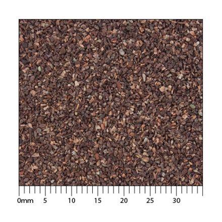 Minitec Gleisschotter - Rhyolith H0 (1:87) - Exakt maßstäbliche Körnung der Klasse I - 5.000 ml - H0 (1:87) - (51-9061-04)