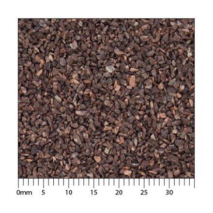 Minitec Kleinschlag - Rhyolith 1 (1:32) - Exakt maßstäbliche Körnung der Klasse II - 1.000 ml - I (1:32) - (51-9141-06)
