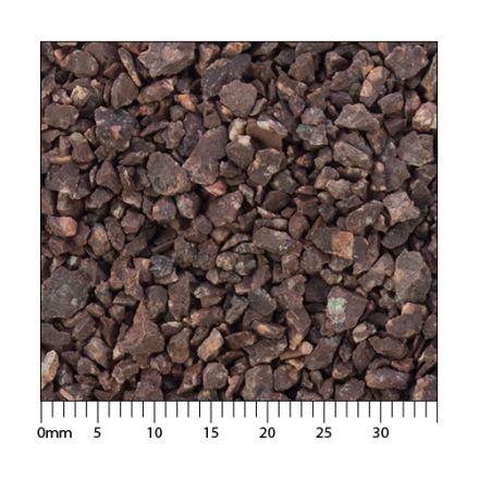 Minitec Standard-Schotter - Rhyolith 1 (1:32) - Erhöhte Körnung nach AGN* - 1.000 ml - I (1:32) - (51-9341-06)
