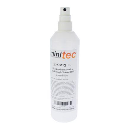 Minitec Fließverbesserndes Universal-Netzmittel - 250 gr Sprühflasche - (59-0213-00)