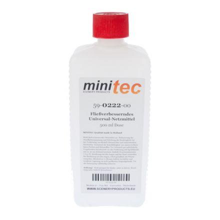 Minitec Fließverbesserndes Universal-Netzmittel - 500 gr Flasche - (59-0222-00)