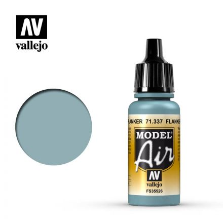 Vallejo Model Air - Flanker Blue - 17 ml - (71.337)