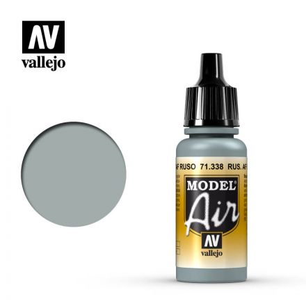 Vallejo Model Air - Russian AF Grey Blue - 17 ml - (71.338)