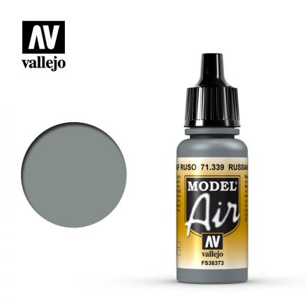 Vallejo Model Air - Russian AF Grey Blue - 17 ml - (71.339)