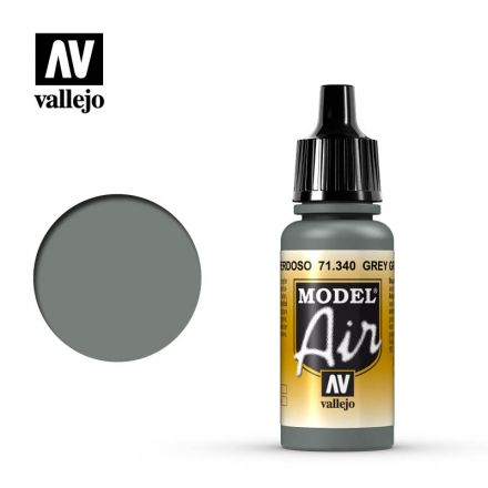 Vallejo Model Air - Grey Green - 17 ml - (71.340)