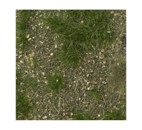 miniNatur Karstwiese - Sommer - ca.8 x 15 cm - H0 (1:87) - (719-22MS)