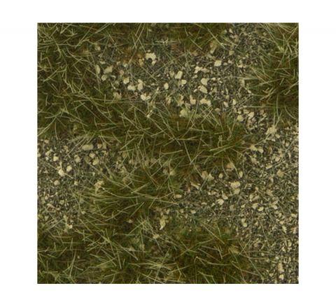 miniNatur Karstwiese - Frühherbst - ca. 8 x 15 cm - H0 (1:87) - (719-23MS)