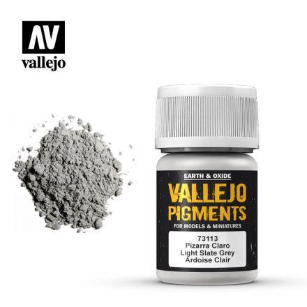 Vallejo Pigments - Schiefermehl - 30 ml - (73.113)