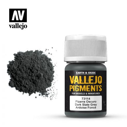 Vallejo Pigments - Grau - 30 ml - (73.114)