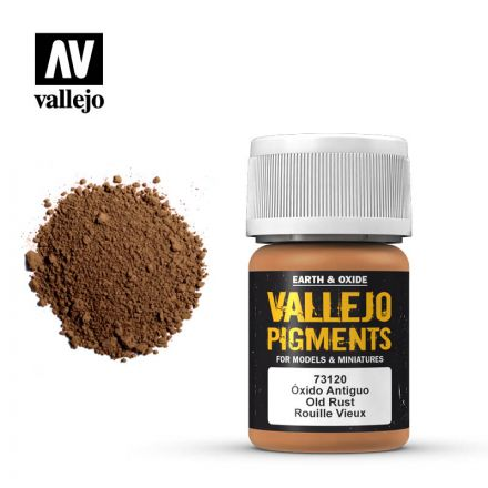 Vallejo Pigments - Alter Rost - 30 ml - (73.120)