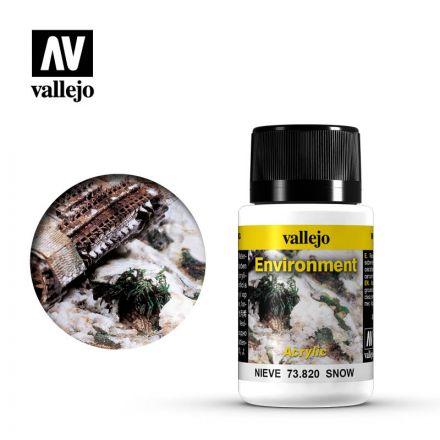 Vallejo Weathering Effects - Snow - 40 ml - (73.820)