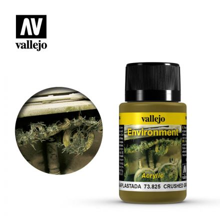 Vallejo Weathering Effects - Crushed Grass - 40 ml - (73.825)