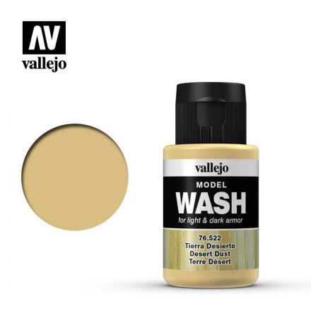 Vallejo Model Wash - Desert Dust - 35 ml - (76.522)