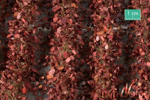 miniNatur Agrarstreifen mit blättern - Spätherbst - ca. 231cm - 0-1 (1:45+) - (766-34)