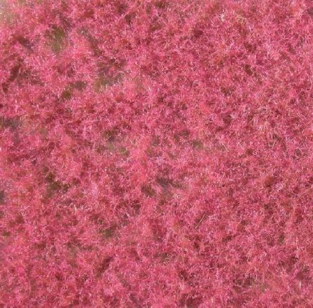 miniNatur Bodendecker, rosa - Frühling - ca. 15x8cm - H0 (1:87) - (791-24S)