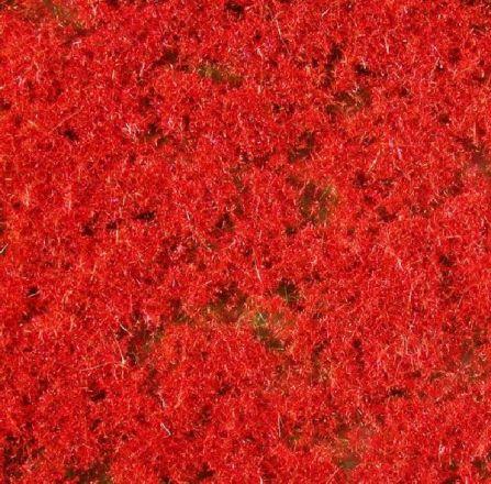 miniNatur Bodendecker, rot - Sommer - ca. 15x8cm - H0 (1:87) - (791-27S)