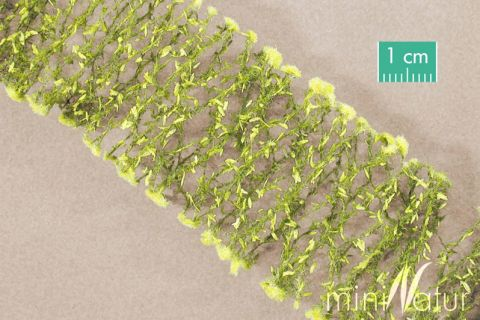 miniNatur Goldrute - Frühling - ca 4 x 7,4 cm - H0 (1:87) - (997-21MS)