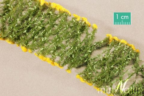 miniNatur Goldrute - Sommer - ca. 4 x 7,5 cm - H0 (1:87) - (997-22MS)